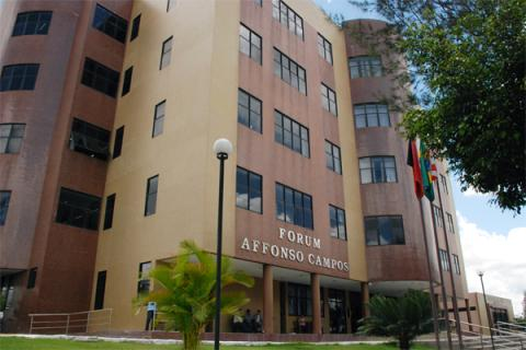 Forum Affonso Campos em Campina Grande